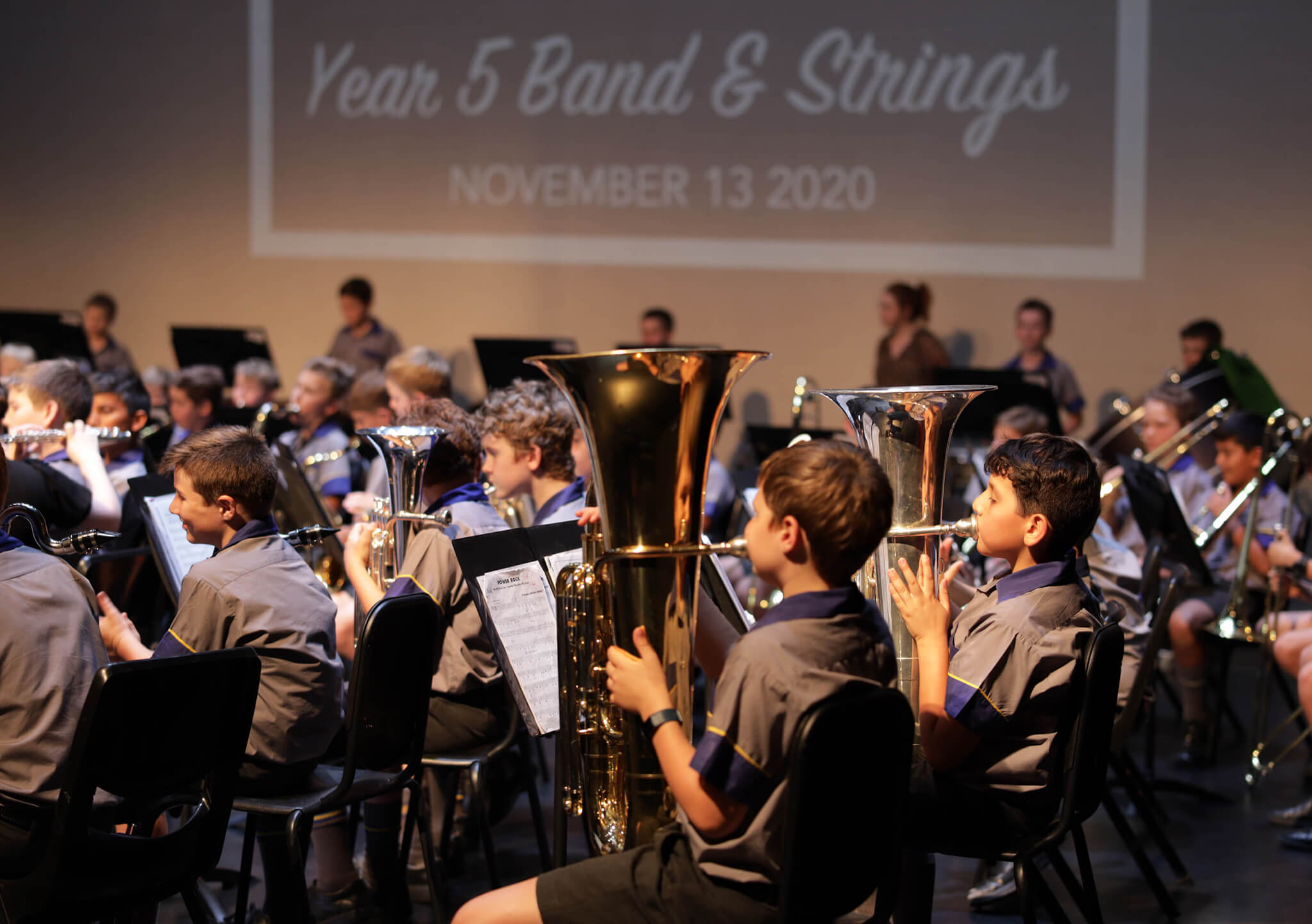 Year 5 Band and Strings Concert    Thursday, 17th June 2021