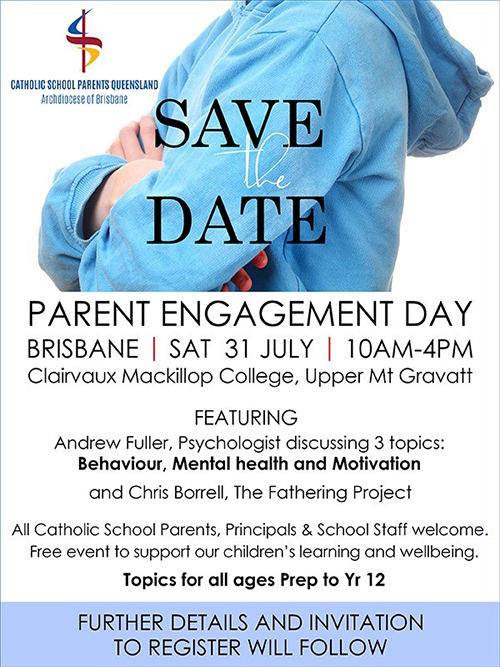 Parent Engagement Day | Saturday, 31 July 2021